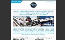 NTPT™ Newsletter August 2016